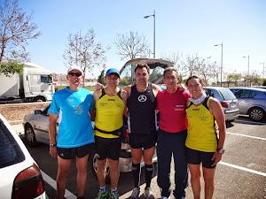 1º 10 Km Ciutat d'Alzira 2013
