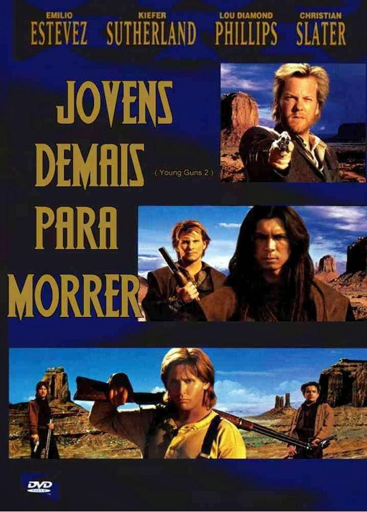Jovens Demais Para Morrer – Dublado (1990)