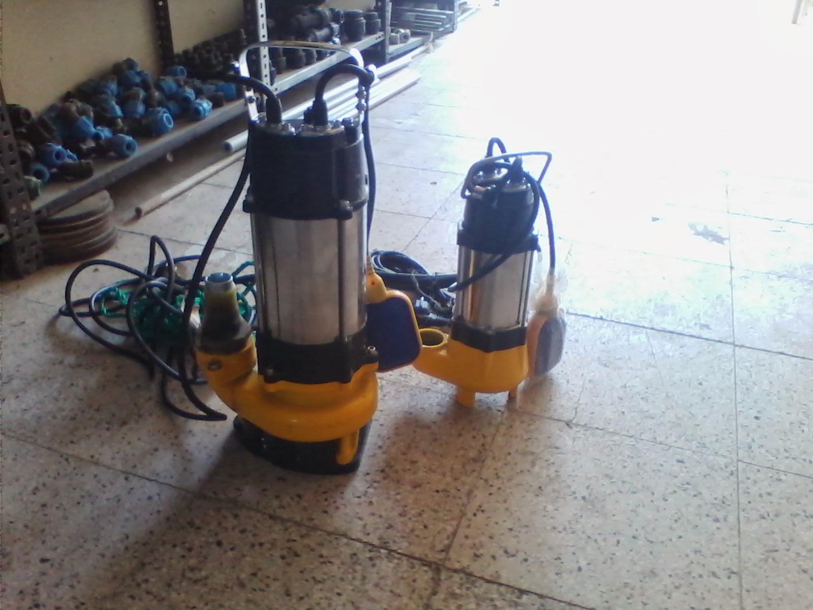 atıksu pompaları