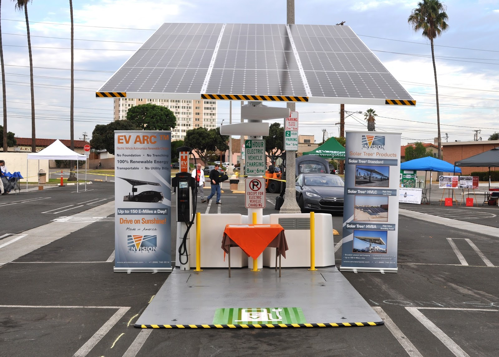 City Of Torrance Dedicates The First Of Six Electric