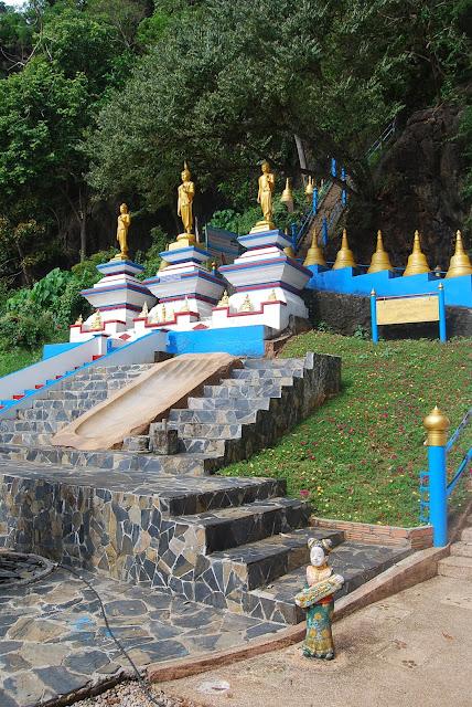 Tiger Cave Temple, Krabi, Thailand.
