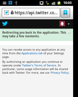 ... Android, Web, Mobile: Membuat Aplikasi Posting Tweet Twitter dengan