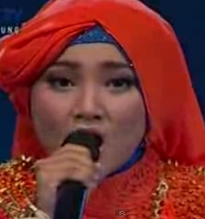 Video Fatin Shidqia Lubis One Way Or Another – X Factor Indonesia