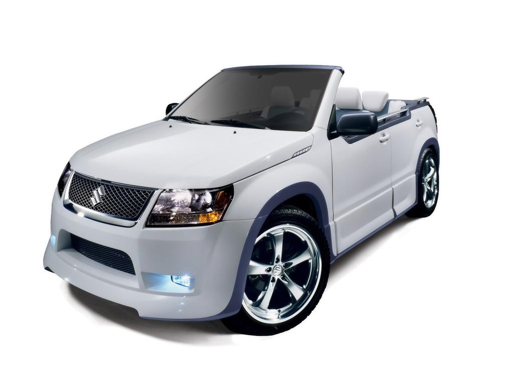 Ford Escape 2005 Tuning >> Car Images: Suzuki Grand Vitara 2012