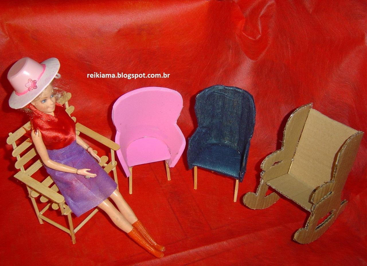 Para barbie cadeira para sala de estar for Sala de estar barbie