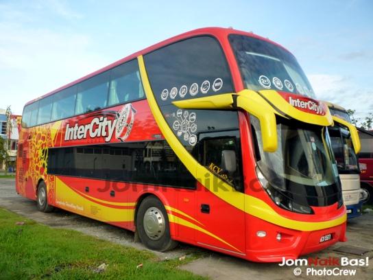 bas ekspress intercity