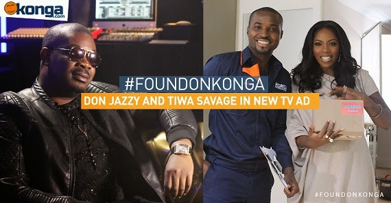 #FoundOnKonga
