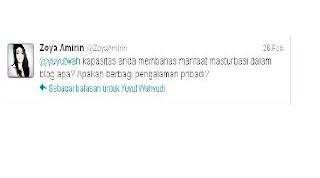 screenshoot twitter zoya amirin