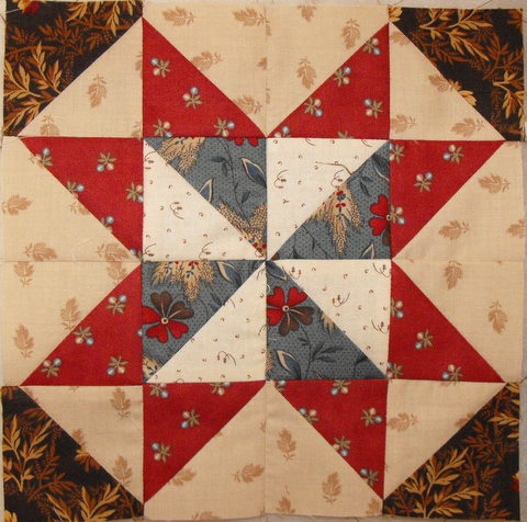 The Quilted Finish Civil War Blocks 26 27 28 Nine Patch