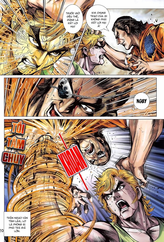 Tân Tác Long Hổ Môn chap 782 Trang 20 - Mangak.info