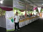Buka Stand Kedai jamu Godog di Acara Reuni Akbar UNS tahun 2013