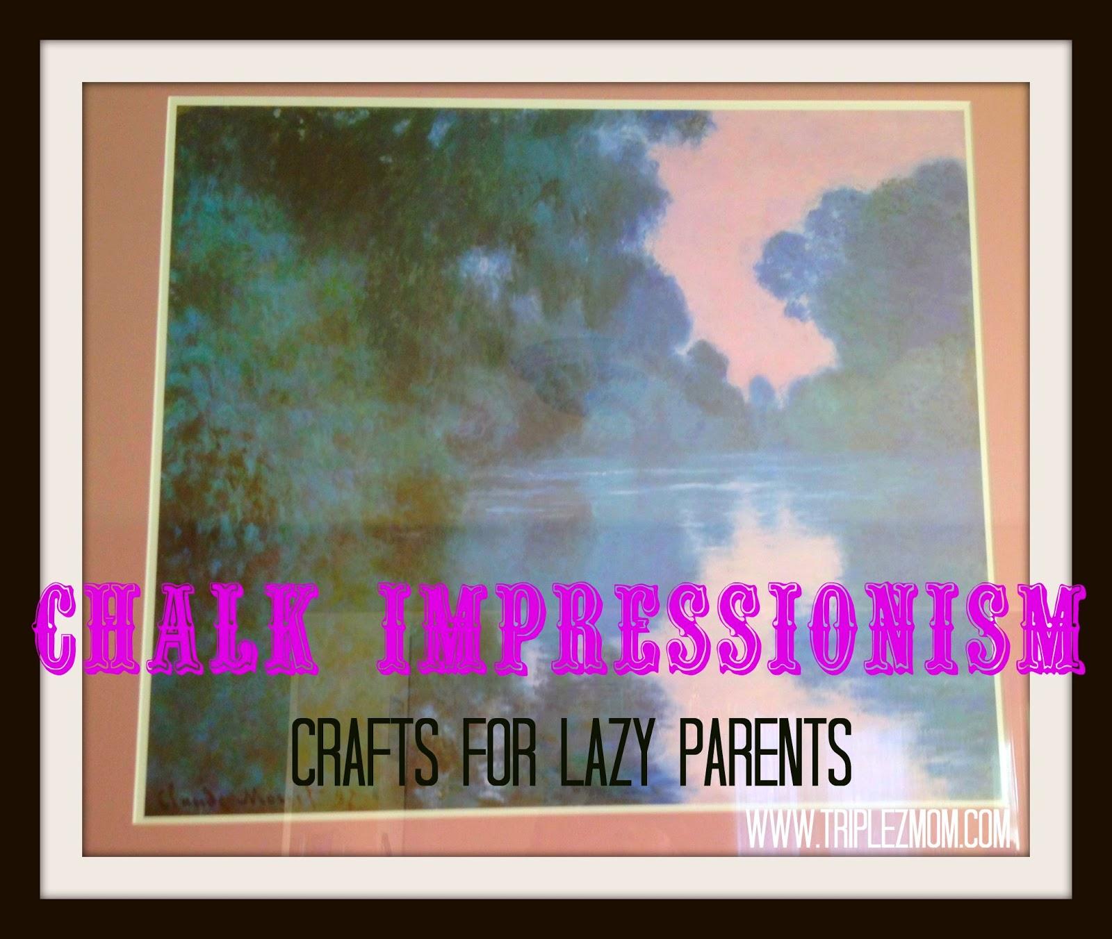 Monet craft.