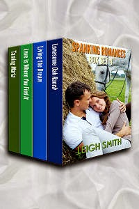 Spanking Romance Box Set of 4