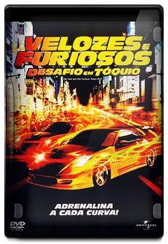 Velozes e Furiosos Desafio em Tóquio - Torrent BluRay 720p | 1080p Dual Áudio 5.1 (2007)