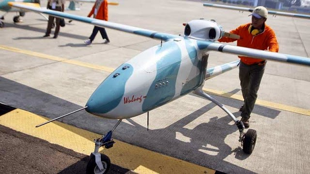 Jaga Tapal Batas, Menhan Siap Terjunkan Pesawat Tanpa Awak