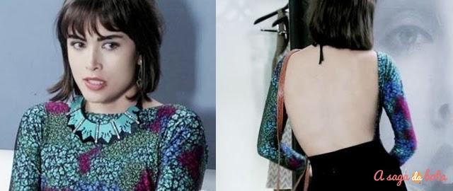 inspiração, moda, tendência, chique, verão, decote nas costas