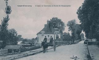 Pont de Beignon - Cour-Cheverny