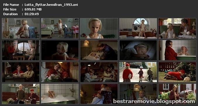 Lotta 2 - Lotta flyttar hemifrån (1993) Lotta zieht um