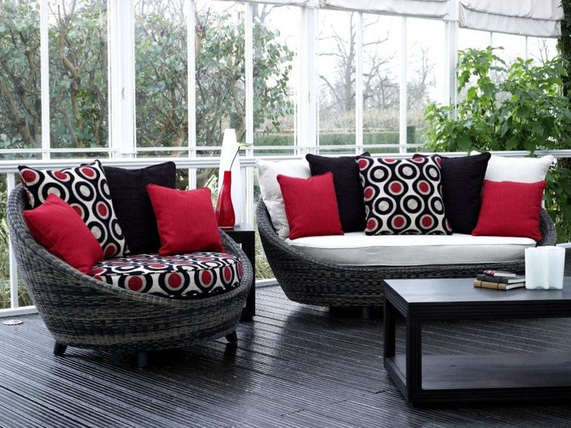 modern conservatory furniture furniture