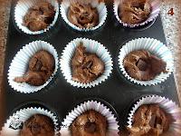 Tortino cioccolato e rum