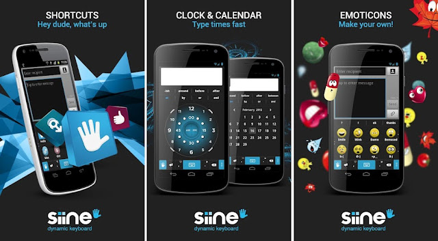 Siine Keyboard for Android