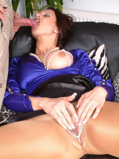 Satin blouse sex consider