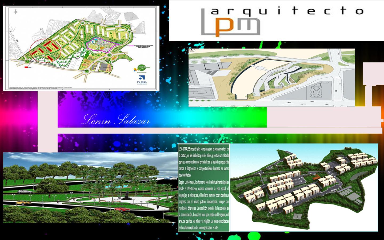 Presentacion grafica avanzada laminas de arquitectura for Laminas arquitectura