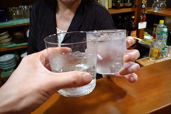 酒房京子 京子さんと乾杯