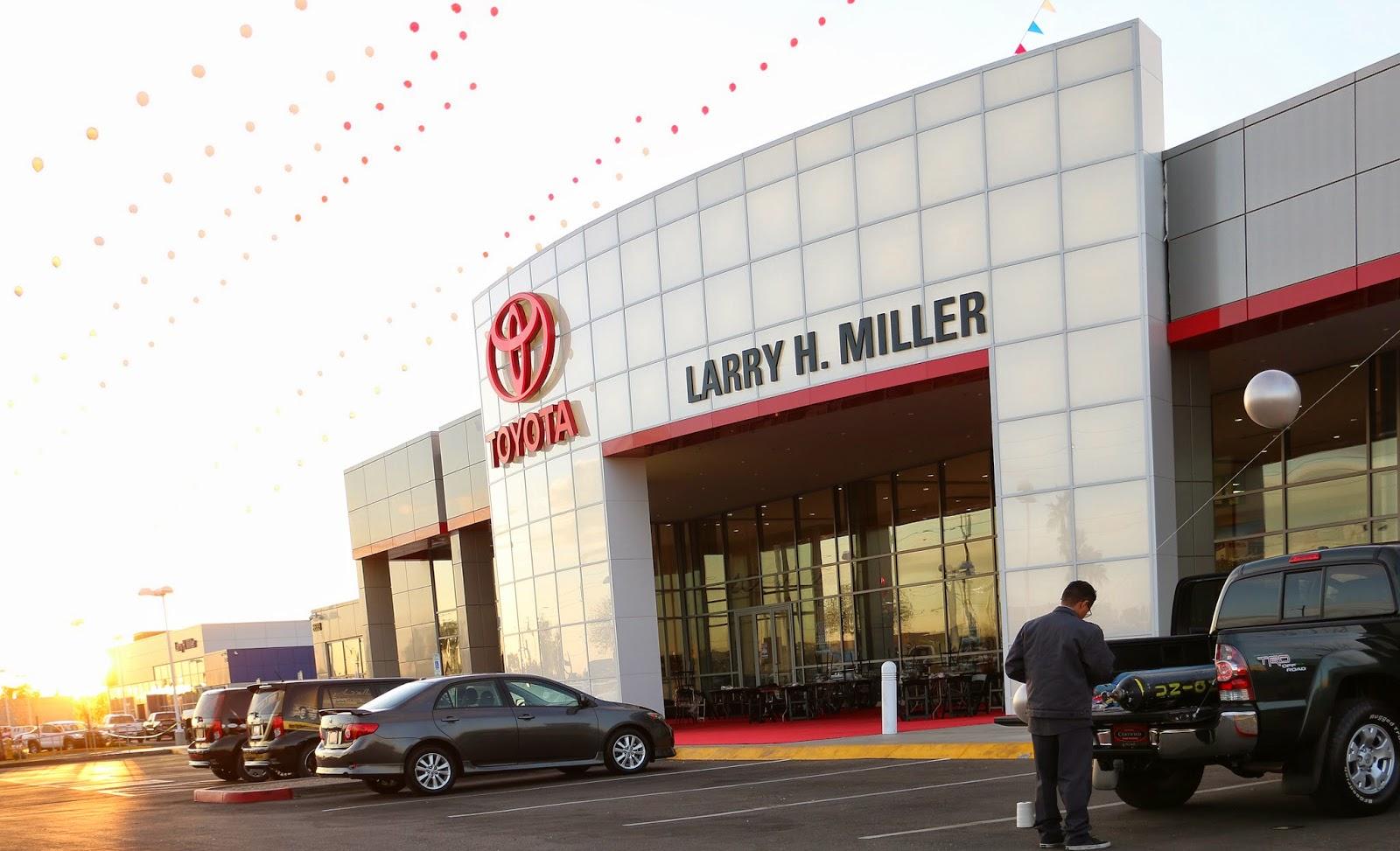 Marvelous Larry H. Miller Toyota Peoria