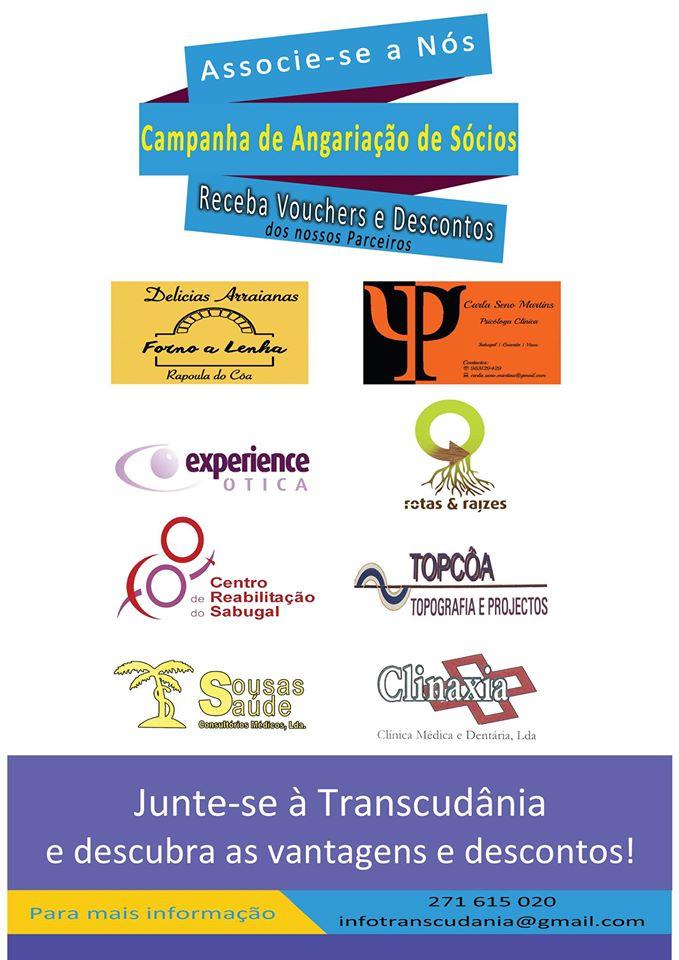 Junte-se à Associação Transcudânia adquira um dos nossos kits de sócio,ajude a promover o concelho
