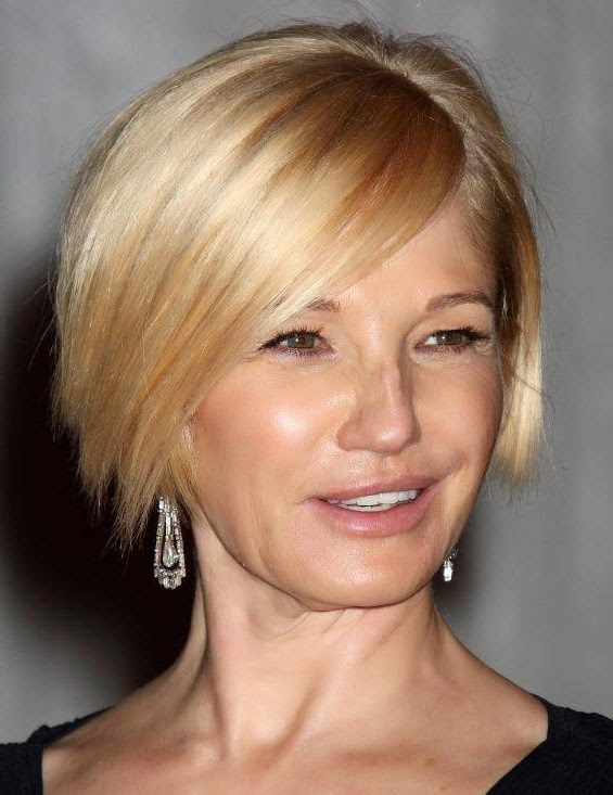 Hairstyles New Year : ... For A Heart Shaped Face Over 60 Hairstyle Galleries for 2016-2017