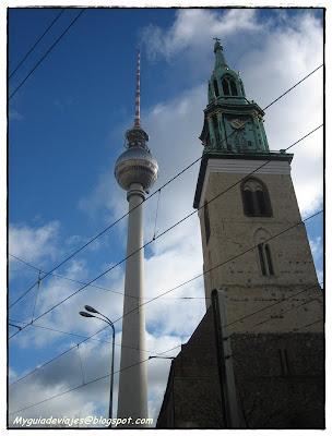 torre berlín
