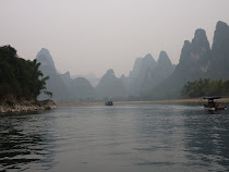 Li River, Yangshuo China