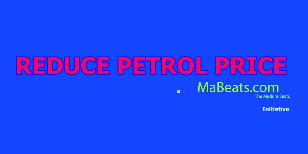 Reduce Petrol Price - A Facebook Campaign