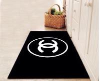 channel Logo carpet