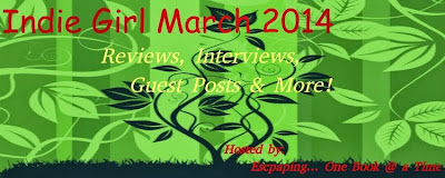 http://escapingonebookatatime.blogspot.com/2014/02/welcome-to-indie-girl-march.html