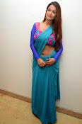 Anaika soti sizzling in saree-thumbnail-17