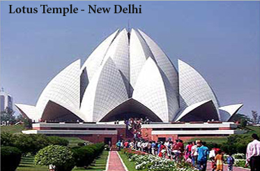 India Travel top attractions of New Delhi