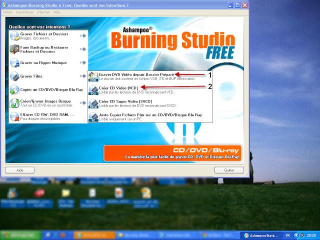 شرح برنامج Ashampoo Burning Studio 6 FREE مع التحميل 3