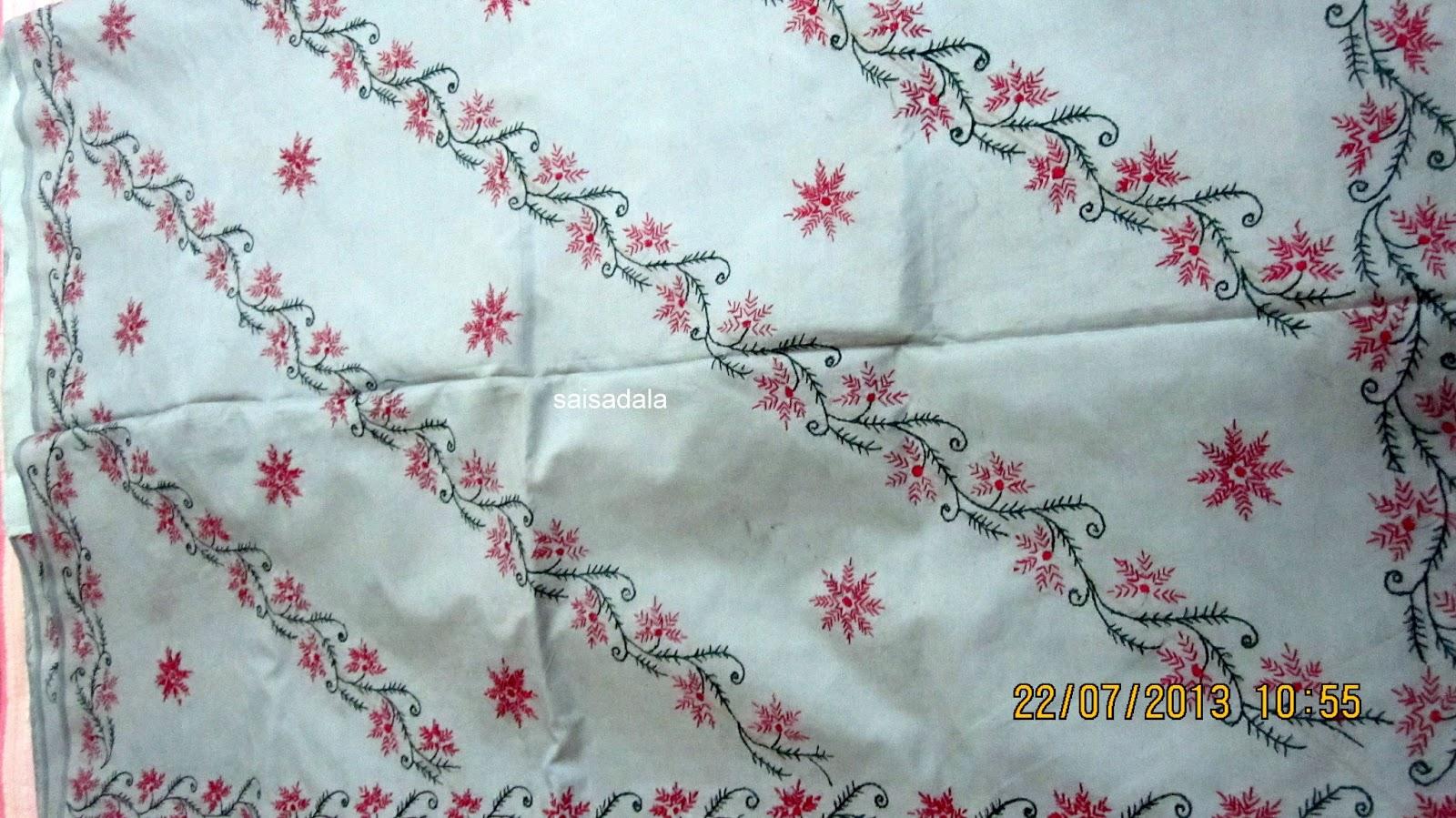 Sadalau0026#39;s Embroidery Kashmir Work