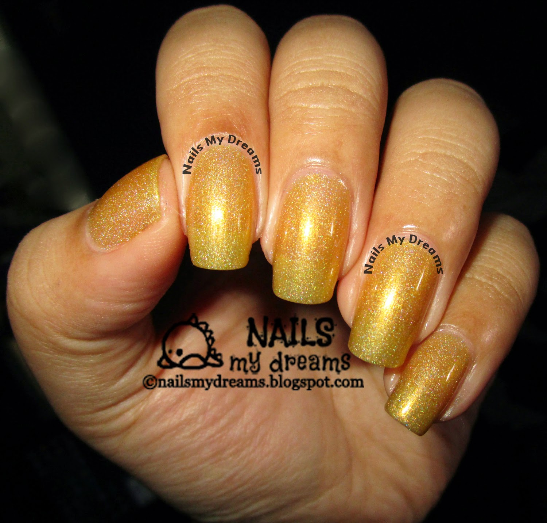 bobbie mint daiquiri nail polish swatches