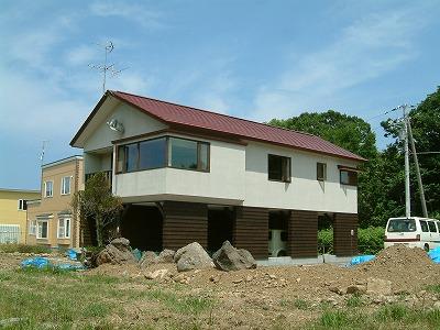 岩内の家2004 岩内