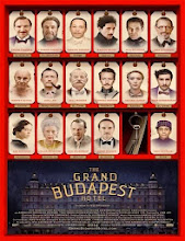 El Gran Hotel Budapest (The Grand Budapest Hotel) (2014)