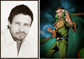 Matt Nable cast as Ra's al Ghul on Arrow