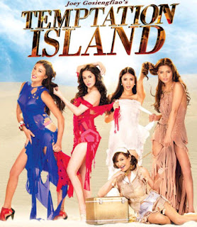 chris martinez, gma films, marian rivera, regal films, Temptation Island