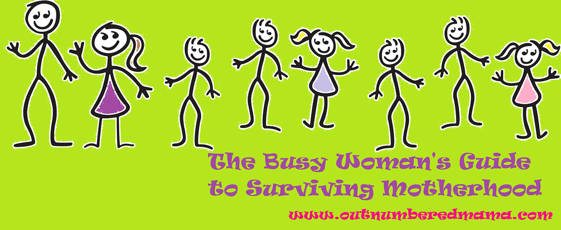 The Busy Woman's Guide to Surviving Motherhood