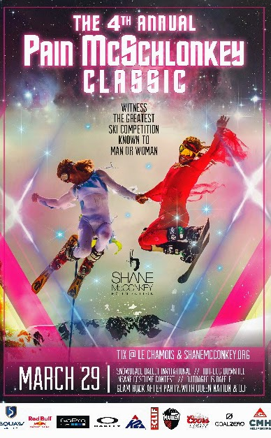 Shane McConkey's legacy of fun, crazy skiing inspires all-day ski party March 29 at Squaw Valley