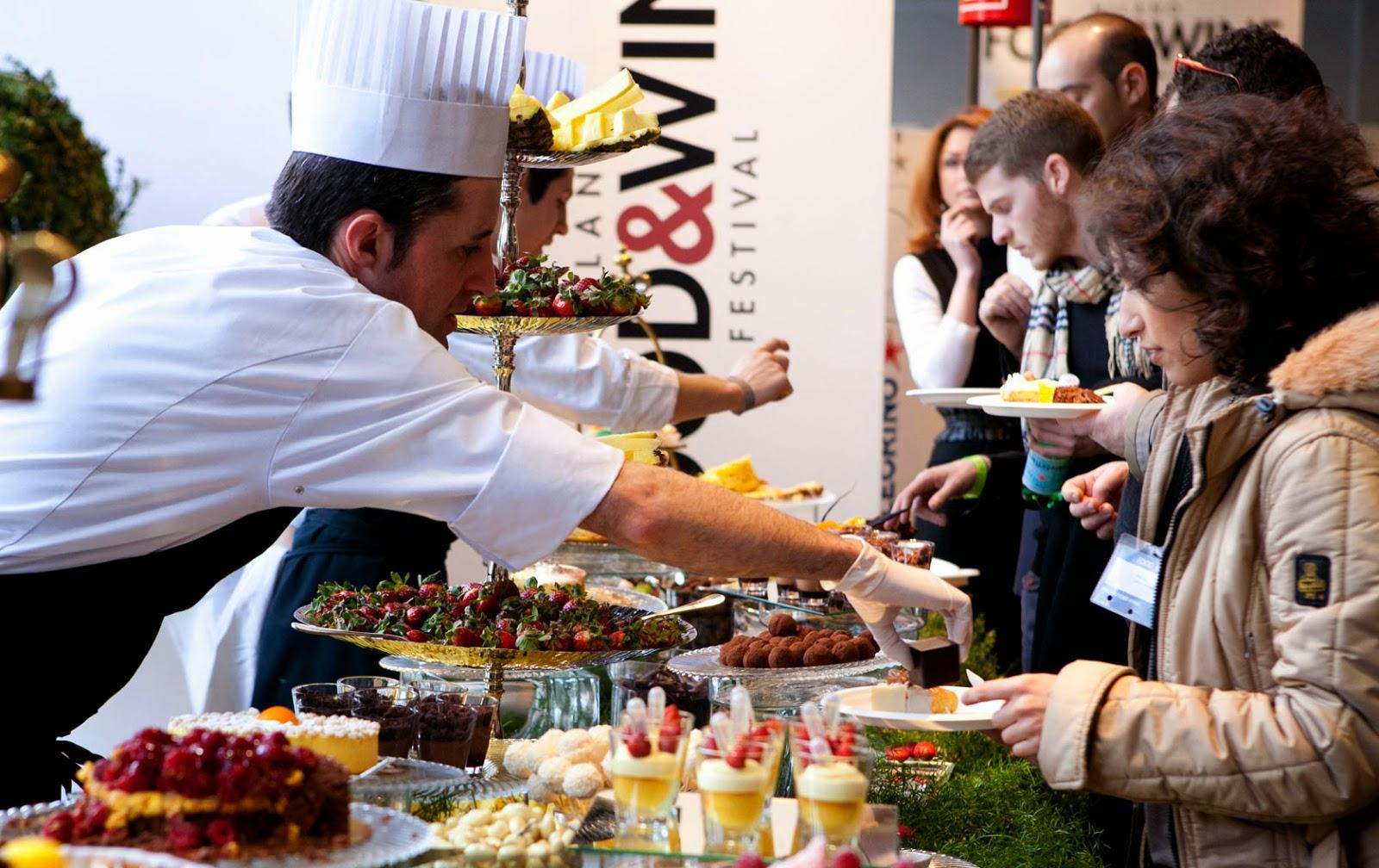 Milano Food&Wine Festival  dal 7 al 9 Febbraio Milano