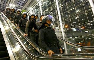 6rb Kendaraan Siap Bantu Wisatawan di Bandara Bangkok