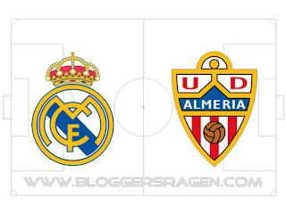Prediksi Pertandingan Almeria vs Real Madrid
